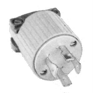 L Male Plug Prong Fits Generators