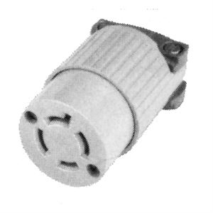 L Female Plug Prong Fits Generators