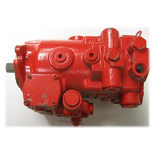 DeCloet Harvester  Hydrostatic Pump #31885