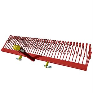 Pine Straw Rake 6 ft. Width 3 Point Hitch