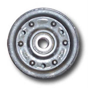 Idler Pulley Single Fits & King Kutter Finish Mower