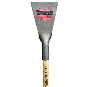 UTILITY CHISEL 6-3/8'' WIDTH LONG HANDLE