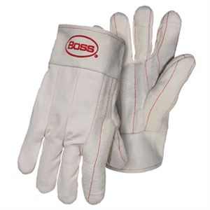Bc Cotton Hot Mill Lined Palm Glove