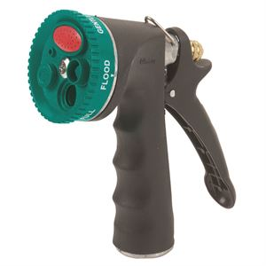 Garden Hose Sprayer, Comfort Grip, Adjustable