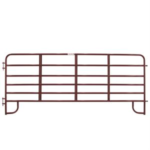 Portable Corral Panel Bar