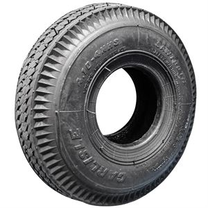 Tire Ply Sawtooth Thread