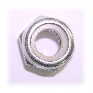 Metric Nylon Inser Lock Nut Bx= Pc