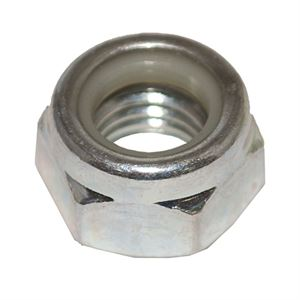 Metric Nylon Insert Lock Nut Bx= Pc