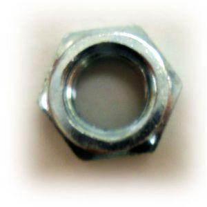 Metric Nylon Insert Lock Nut Bx= Pc