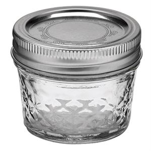Ball® Quilted Jelly Jars, 4 Oz., 12 Count