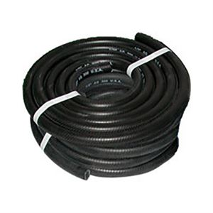 EPDM Rubber Spray Hose, 1/2 In. x 50 Ft.