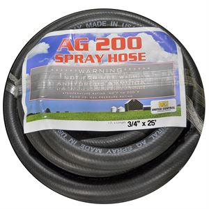 Pre-Cut Sprayer Hose 3/4 in  x 25 ft