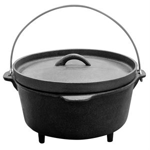 Carolina Cooker® Cast Iron Dutch Oven, 4 Qt.