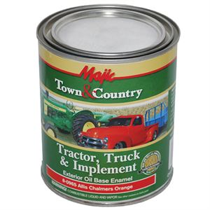Tractor & Implement Paint Quart Ac Orange