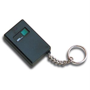 Fm Dual Button Key Chain Transmitter For Asc