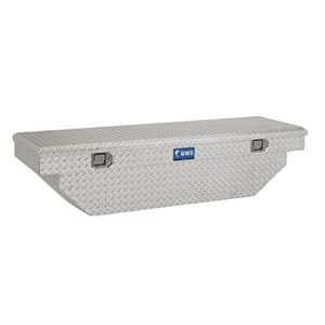 Angled Single Lid Crossover Toolbox, 63 In. Long