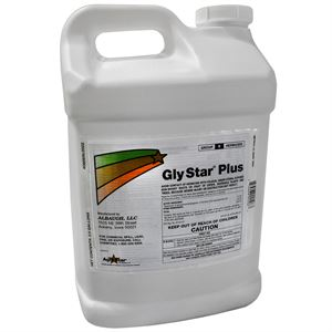 Gly Star Plus Glyphosate Herbicide, 2-1/2 Gallons