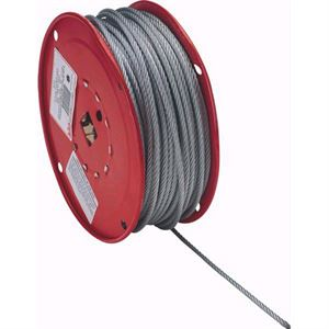 Galvanized Aircraft Cable Coil