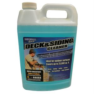 Deck Siding Cleaner Concentrate