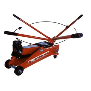 Ton Trolley Jack Rotating Handle