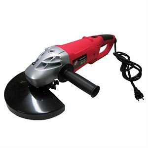 Angle Grinder With Wheel Guard Postion