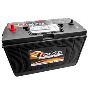 Deka 12 Volt Battery, 650 CCA