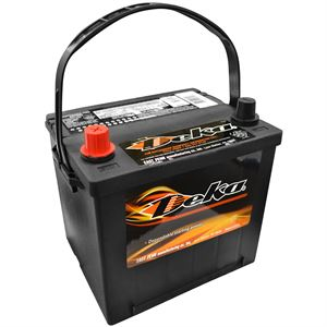 Deka Wet Charge Auto Battery 12 Volt, 540 CCA