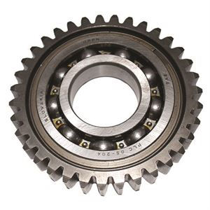 Ring Gear, 35 Tooth with Bearing and C-Clip for MF22 Mowers