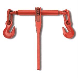 Ratchet Load Binder, 5/16 to 3/8, 5400 Lbs