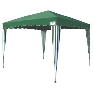 Carolina Covers® Pop Up Canopy, Green, 9.5 Ft. x 9.5 Ft.