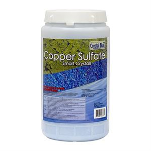 Crystal Blue Copper Sulfate Pail