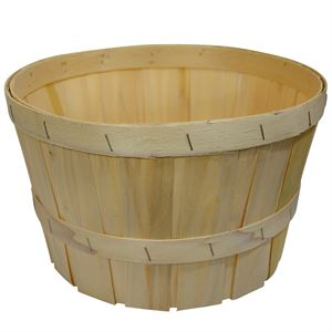 8 Quart Round Natural Basket without Handle