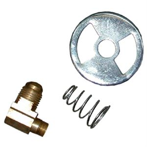 Brass Fitting Spring & Shutter
