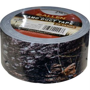 Camo Duct Tape, 20 Yard Roll