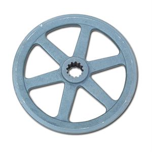 Main Pulley Single Fits King Kutter Finish Mower