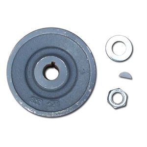 Spindle Pulley Double For King Kutter Fits &