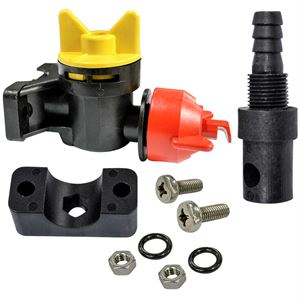 Center Nozzle Assy For Boomless Sprayer
