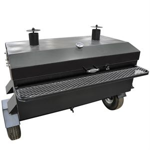 Pig Cooker, 3 ft x 4-1/2 ft, Pull Behind