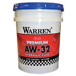 Economy AW-32 Hydraulic Fluid, 5 Gallons