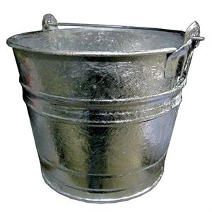 Gp Quart Standard Pail Hot Dipped