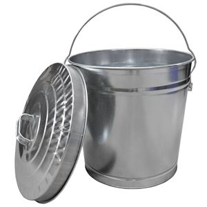 10 Gallon Garbage Pail With Lid