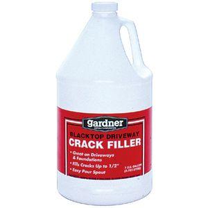 Blacktop Driveway Crack Filler Gallon