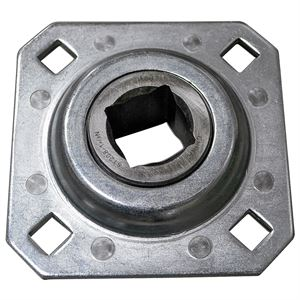Disc Harrow Bearing, Square Bore, 1-1/8 in