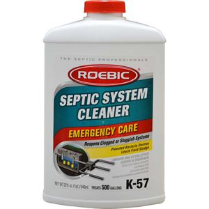 Septic Tank Cesspool Cleaner Quart