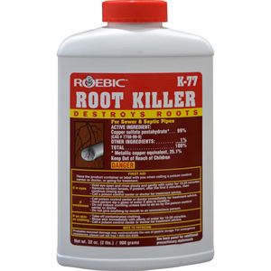 Root Killer Quart