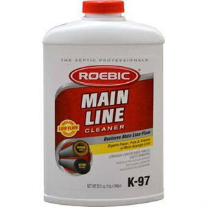 Main Line Cleaner Quart