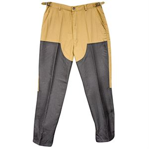 TAN BRUSH PANT MEDIUM