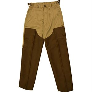 Tan Brush Pants, Youth Medium