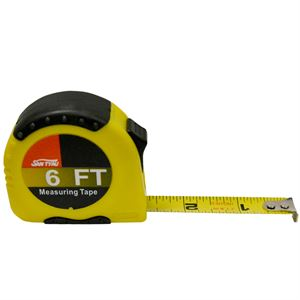 Rubber Boot Tape Measure Nylon
