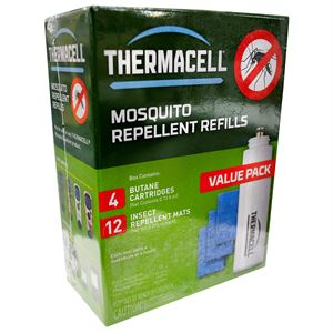 Thermacell Mosquito Repellent Refill Unit Pk